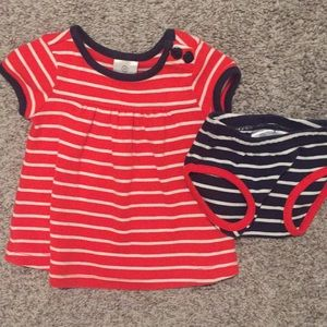 Hanna andersson dress 0-6 months